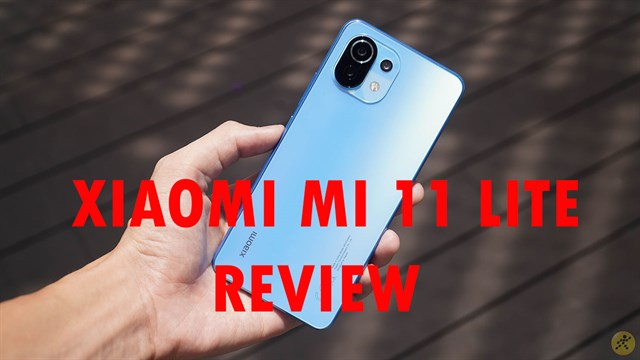 Xiaomi Mi 11 Lite Review: A 'decoy' version or a test for product diversification?  (Updating)