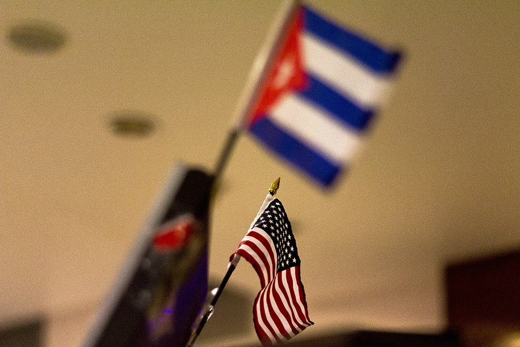 """Cuba summoned the US Ambassador to complain about the """"abuses of human rights"""" in the United States"""