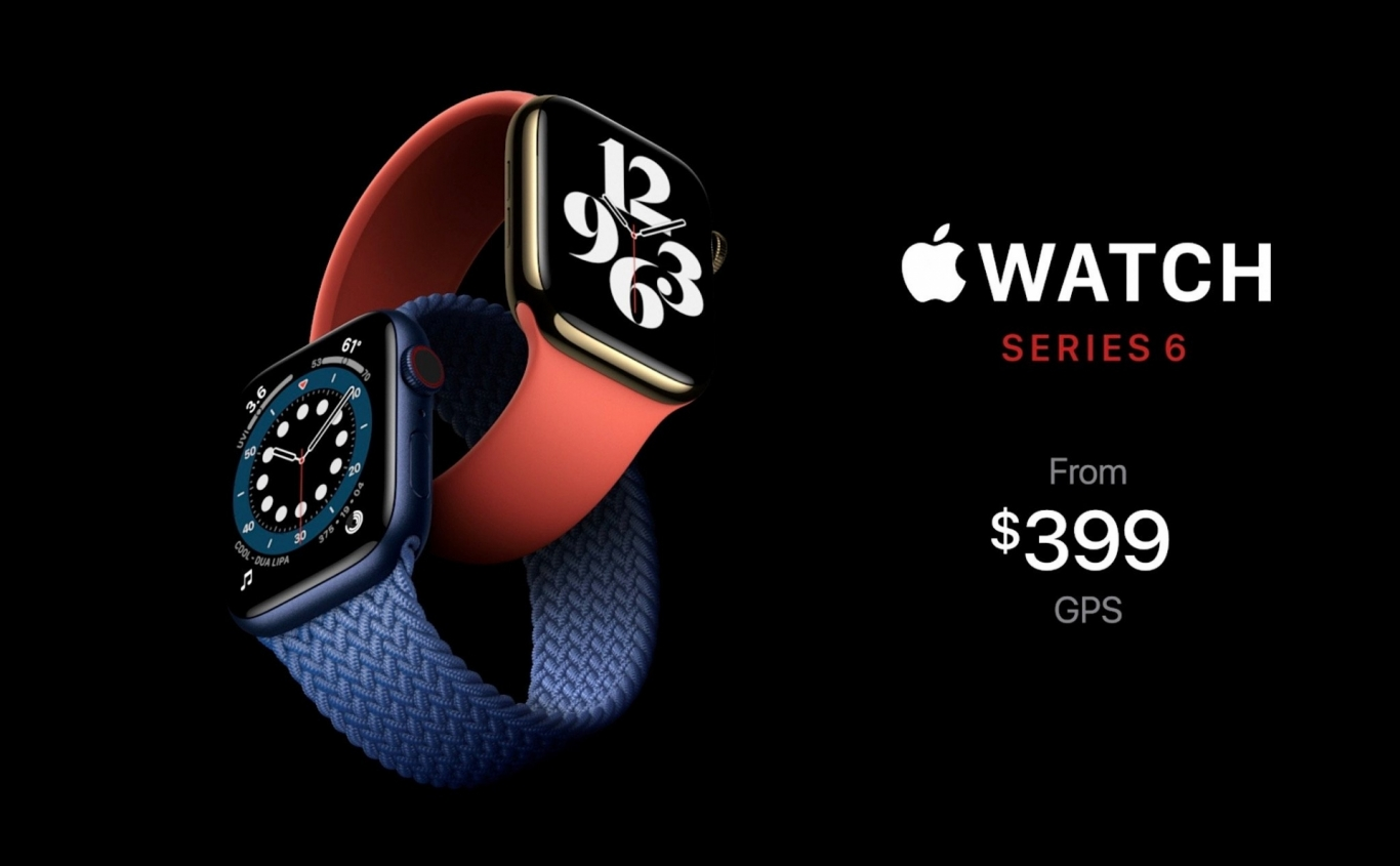4 reasons you should buy the Apple Watch Series 6 at this point