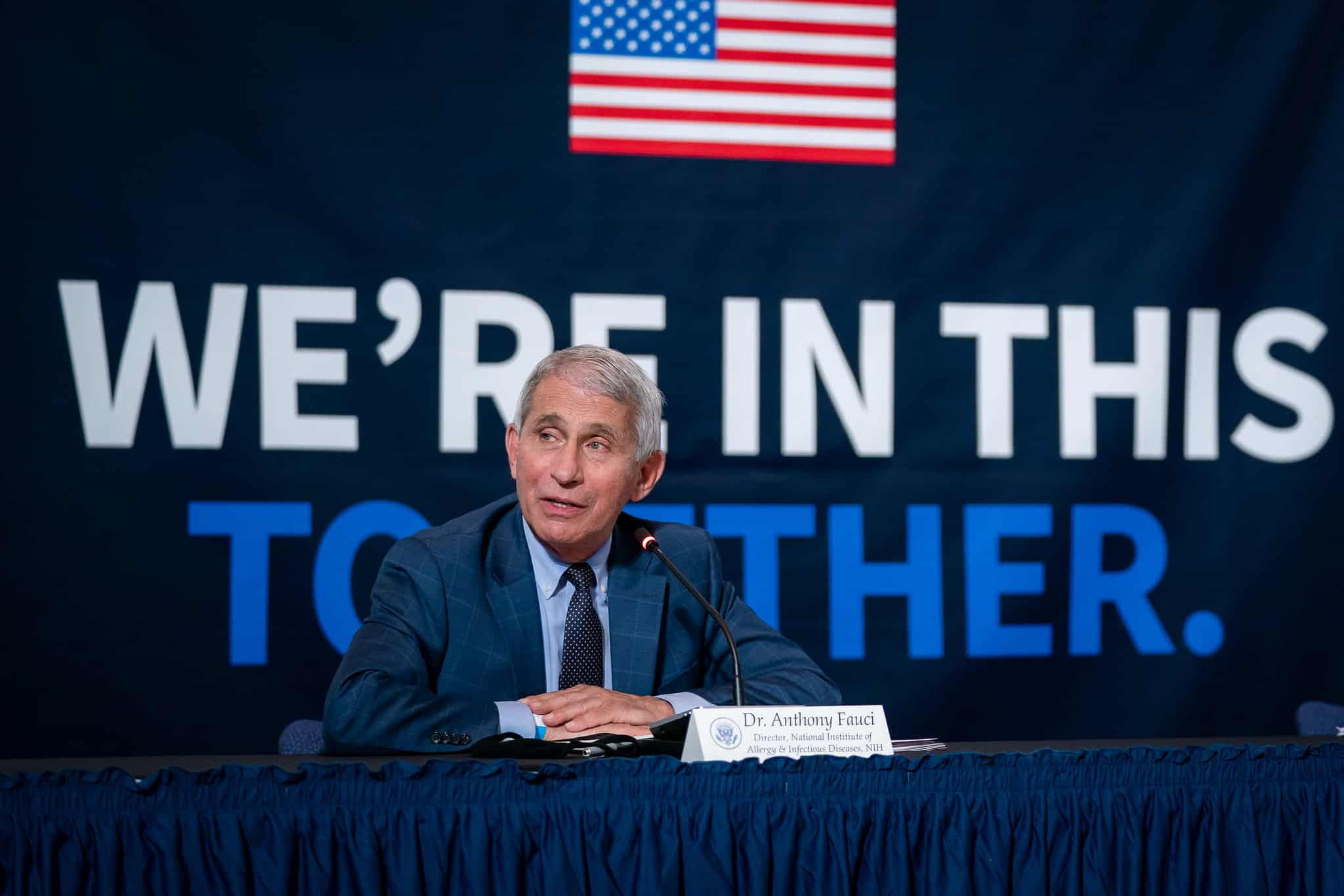 Removing the masking order but the epidemic in Texas plummeted, perplexed Dr. Fauci