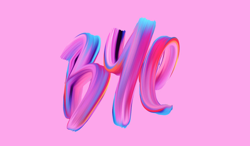 Create a creative text effect in Photoshop