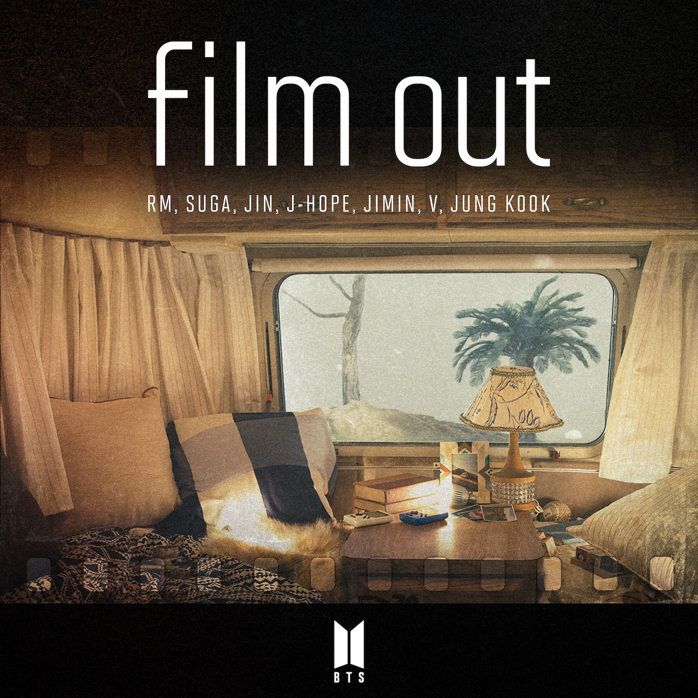BTS's new song'Film Out' in Japan ranked 1st in Oricon for the second day