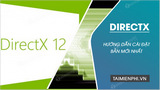 How to install the latest DirectX on your computer