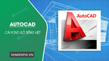 How to install AutoCAD Font, type Vietnamese in AutoCAD