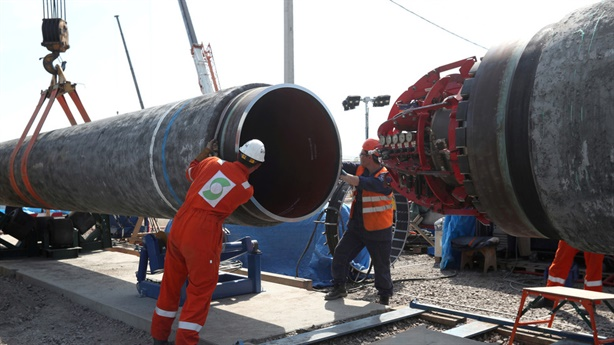Europe increases gas Russia, Germany actively uses Nord Stream