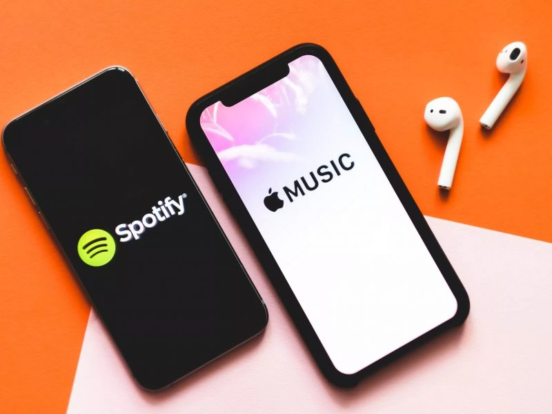 Apple pays artists twice as much per streaming as Spotify