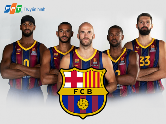 Barcelona Basquet - The ambition to claim the third king at the EuroLeague 2020/21 European Basketball Championship