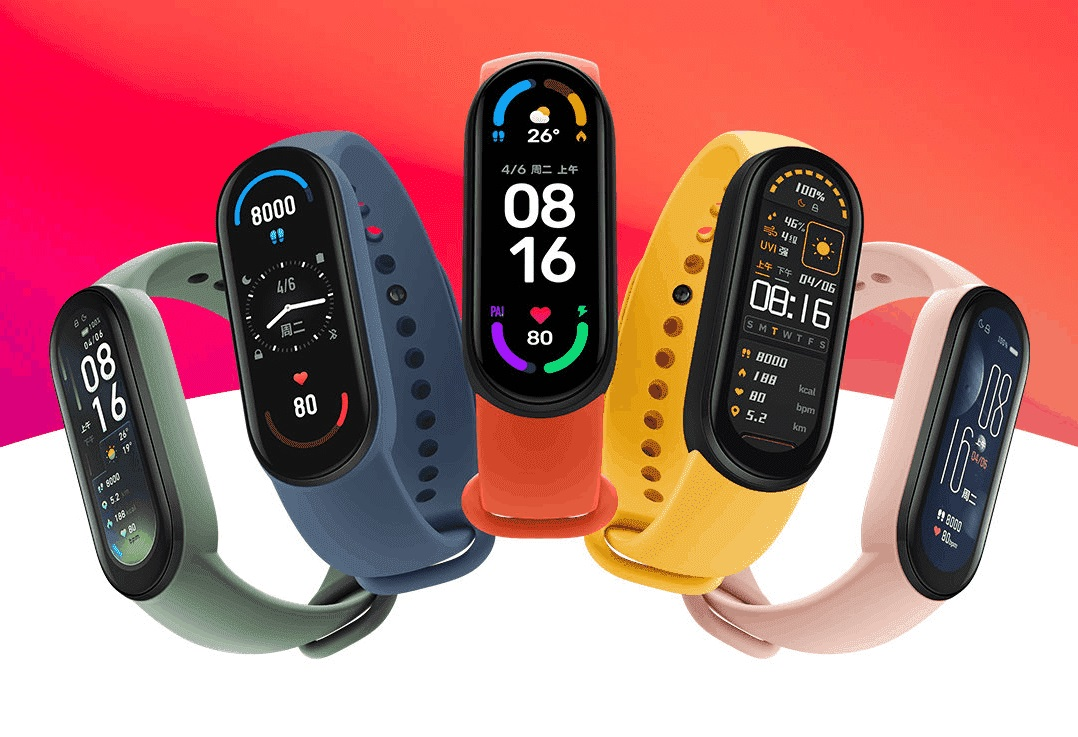 Buy Mi Smart Band 6 portable in Vietnam: Advantages and disadvantages