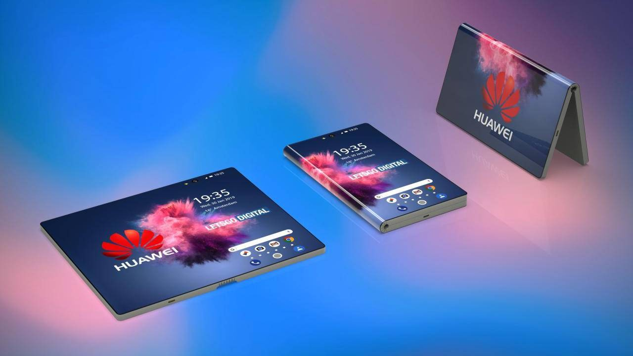 Sforum - Latest technology information site smartphones-huawei-12 Competing with Samsung, Huawei will launch many foldable smartphones in the second half of 2021