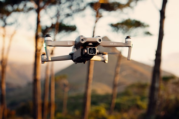 """DJI's new Air 2S has a 1"""" sensor, 5.4K/30p recording, improved optical avoidance and more: Digital Photography Review"""