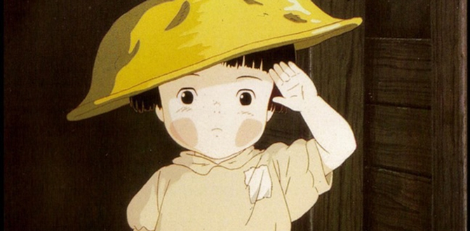 Grave of the Fireflies – All the Anime