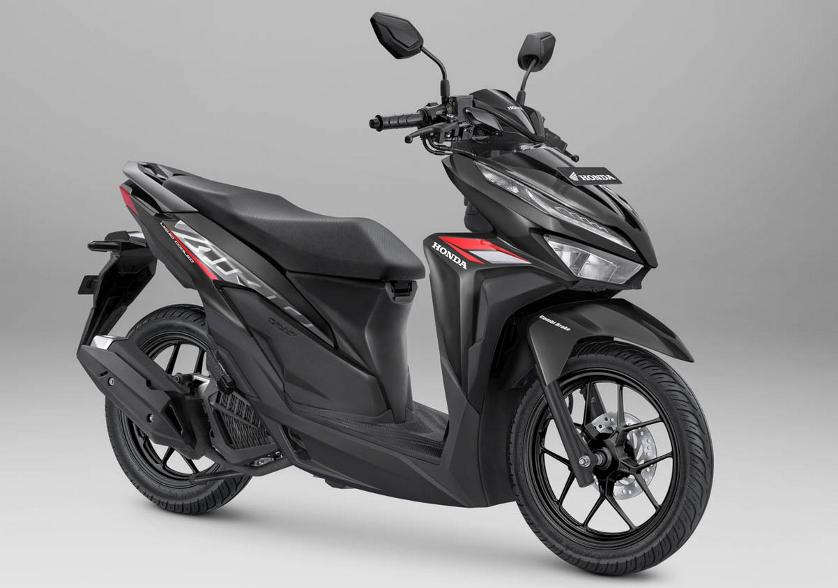 Honda Air Blade's nightmare suddenly released an impressive new version, priced at 33 million VND