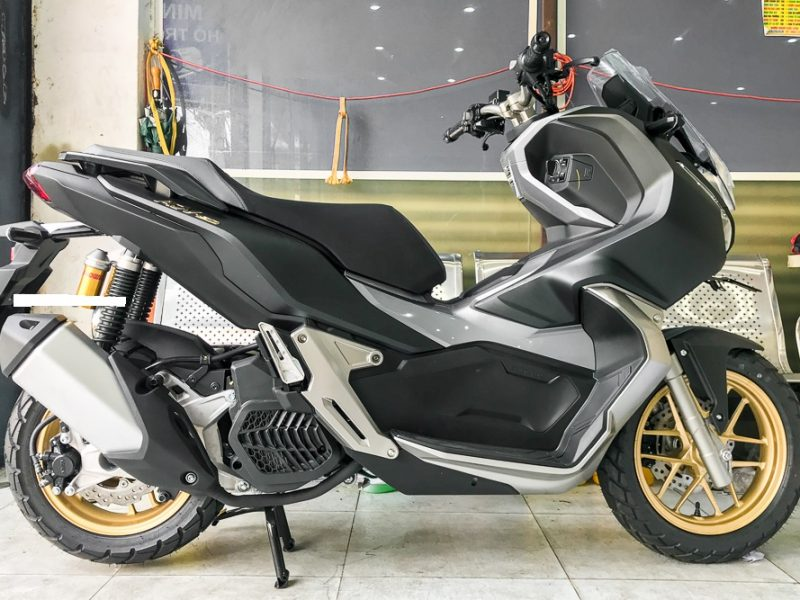 Honda scooter super product to Vietnam: Honda SH 150i price level, full of equipment