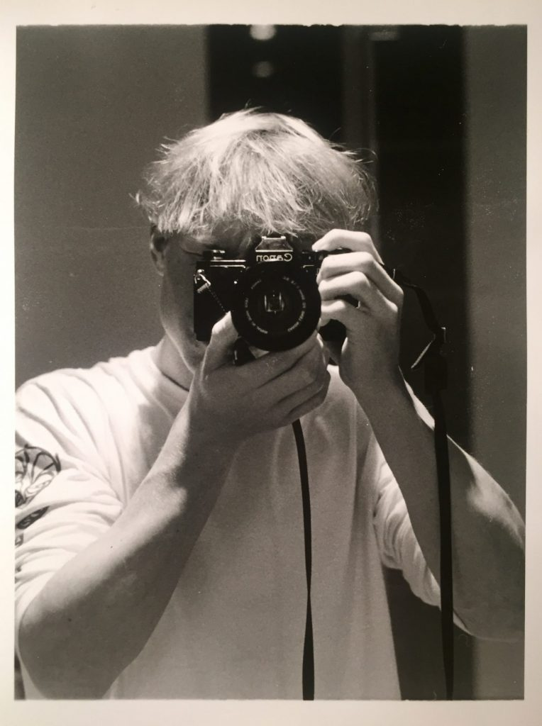How I Came to own my Grandfather's Olympus OM10 - By Joel Anning