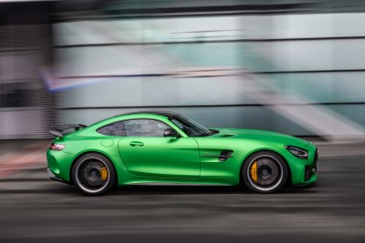 2021.04.01.  21,455 read Mercedes-Benz high-performance sports car'AMG GT-R' launched in Korea for 250 million won Motor Daily 93