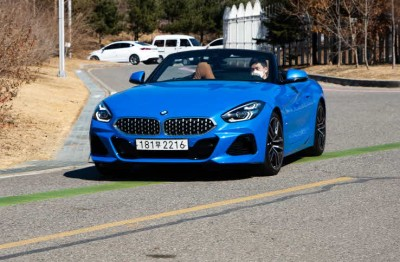 """2021.04.12.  7,511 read BMW Z4 sDrive20i M Sport Package """"How much would it cost to buy the sky?  Magazine Car Life 15"""