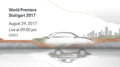 2017.08.25.  307 Read Porsche, editor of the new Cayenne World Premiere live on the 30th 0