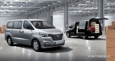 2021.04.06.  19,302 read Hyundai Starex, Vans left that are not completely discontinued?  Top Rider 32