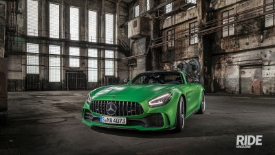 2021.04.02.  7,394 read Mercedes-Benz Korea, an authentic high-performance sports car'The New Mercedes-AMG GT R'in Korea's Ride Magazine 15