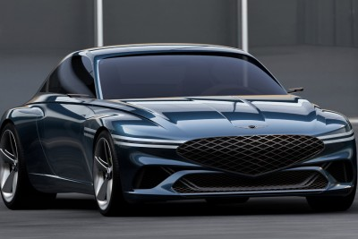 2021.03.31.  15,056 read'The king of two-line design' Genesis unveils the concept car'Genesis X'containing the future Auto Herald 34