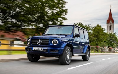 2021.04.08.  3,356 read What if the AMG G-Bargain is overwhelming?  Mercedes-Benz G 400d released!  Road test 0