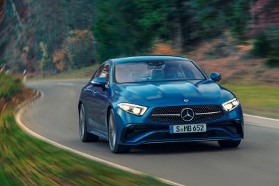 2021.04.07.  16,840 reads Subtle upgrades to unveil the next-generation Mercedes-Benz CLS class The Drive 34