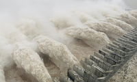 Three Gorges Dam.  Photo: China Daily