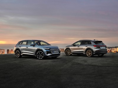 2021.04.15.  12,736 read Audi Q4 e-tron debuts, driving up to 520 km. Korea will land as soon as possible next year Auto Daily 30