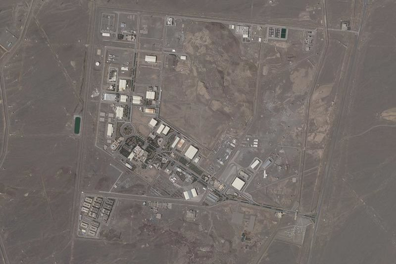 Iran claims record high uranium enrichment