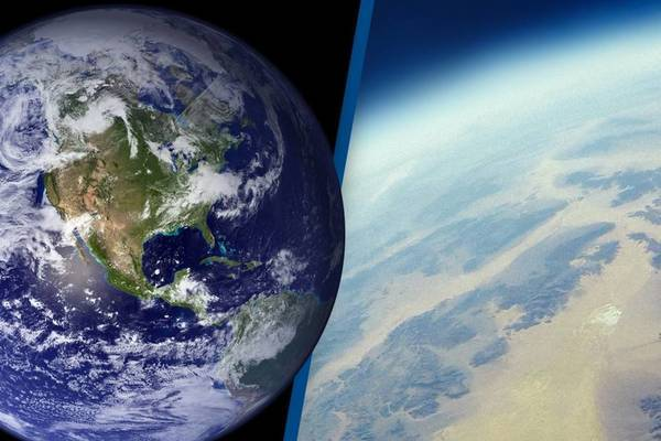 Is the Earth weighing 5,000 tons more per year?  - Photo 1.