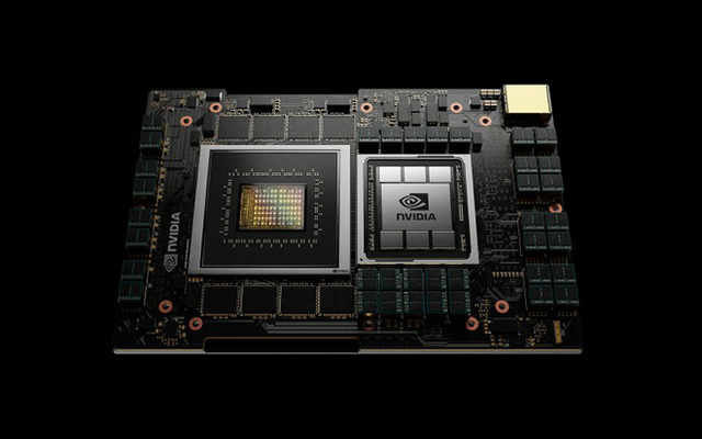 NVIDIA declares war on Intel: Launches its first CPU based on ARM mobile architecture, with 10 times more performance than Intel server chip - Photo 1.
