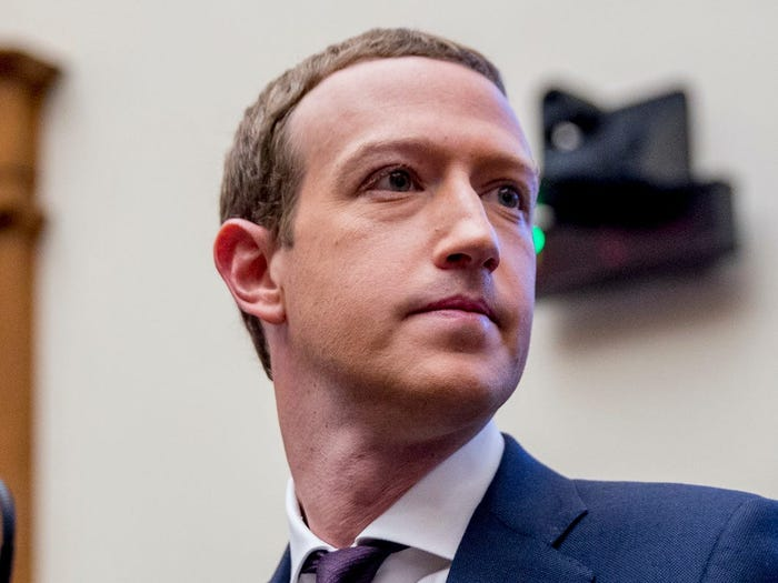 Mark Zuckerberg's phone number was also revealed in the latest Facebook information leak - Photo 1.