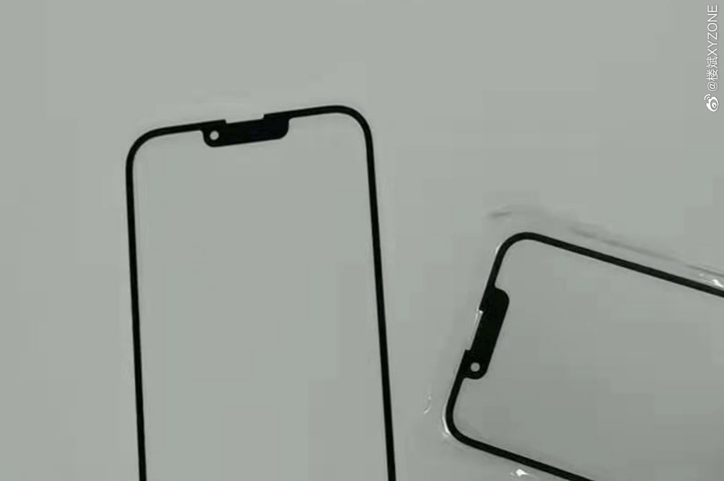More evidence suggests that the iPhone 13 has bigger notch ears