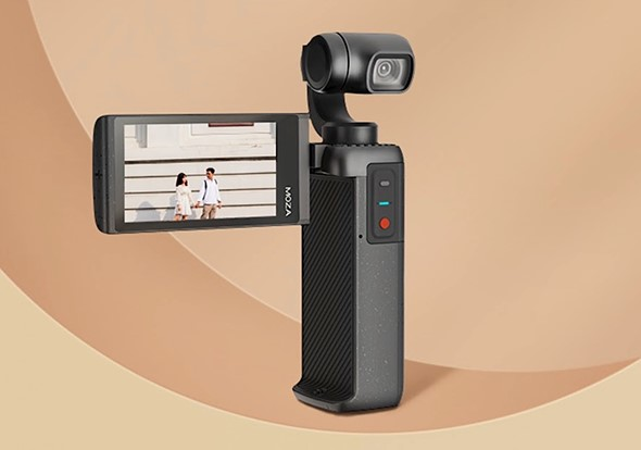 Moza launches the Moin Camera, a 3-axis 4K pocket camera with an articulating screen: Digital Photography Review