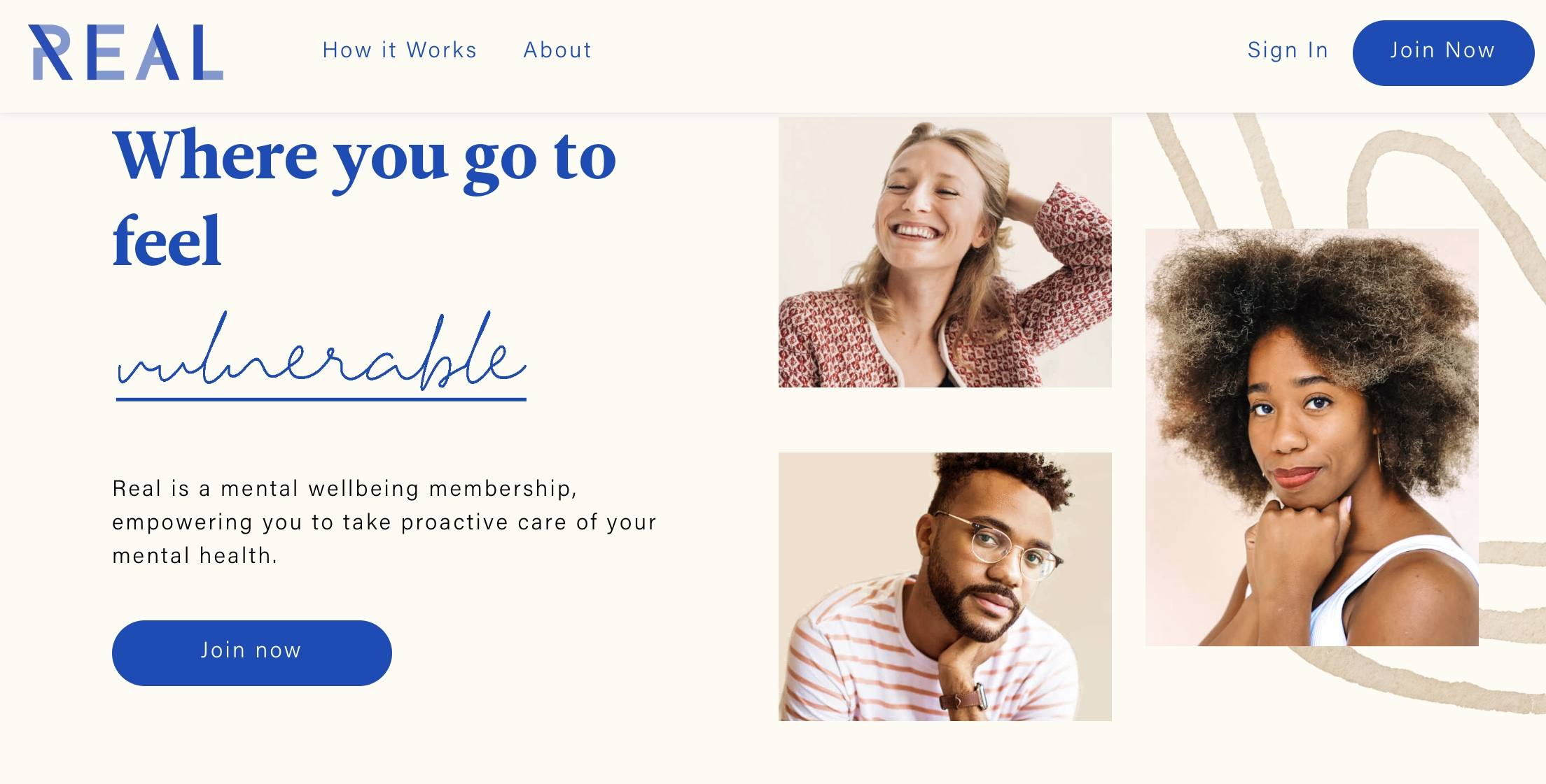 Online circles help you alleviate depression, mental health medical company Real received over 10 million U.S. dollars in Series A financing