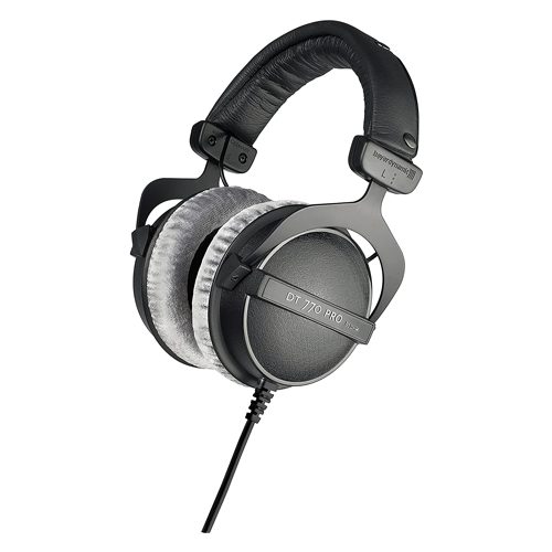 Beyerdynamic DT 770 Pro 80 ohm Over Ear Headphones, best vinyl accessories