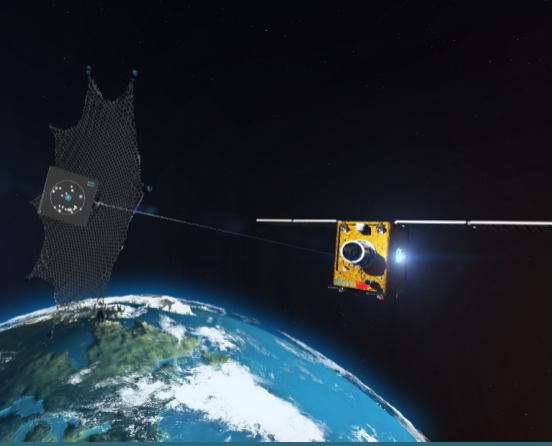 """""""Origin Space"""" space garbage recycling and space mining, two """"characteristic"""" satellites went to the sky this year"""