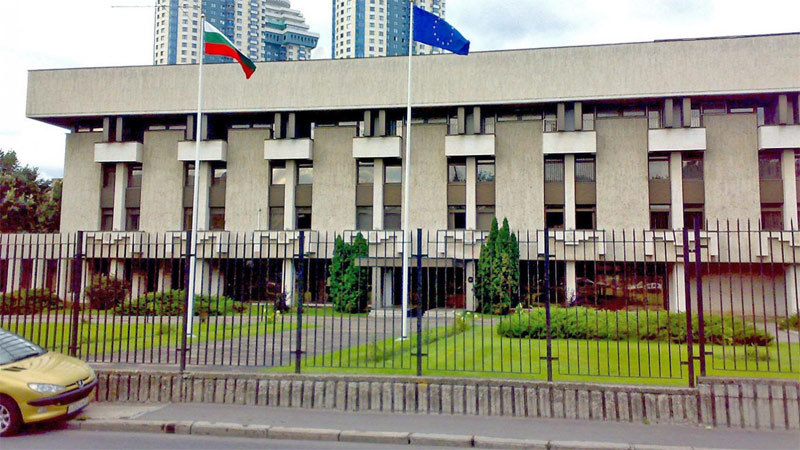 Russia expelled two Bulgarian diplomats