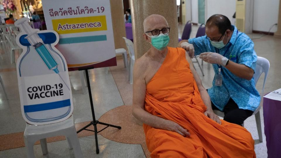 Every day several hundred new cases of COVID-19, Thailand - Cambodia in alarm situation 1