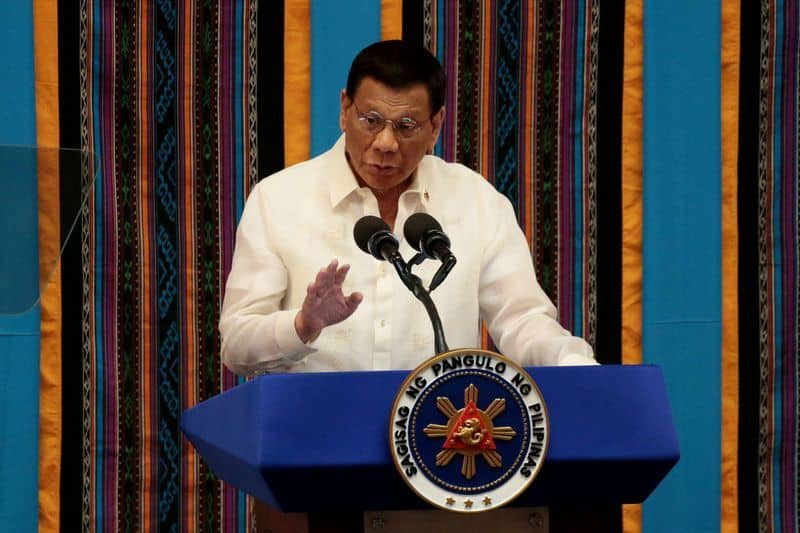TT Duterte: Challenging China in the East Sea only leads to bloodshed