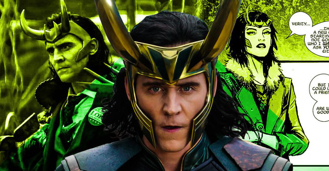 Variants of Loki are likely to appear in the upcoming MCU series - Photo 1.