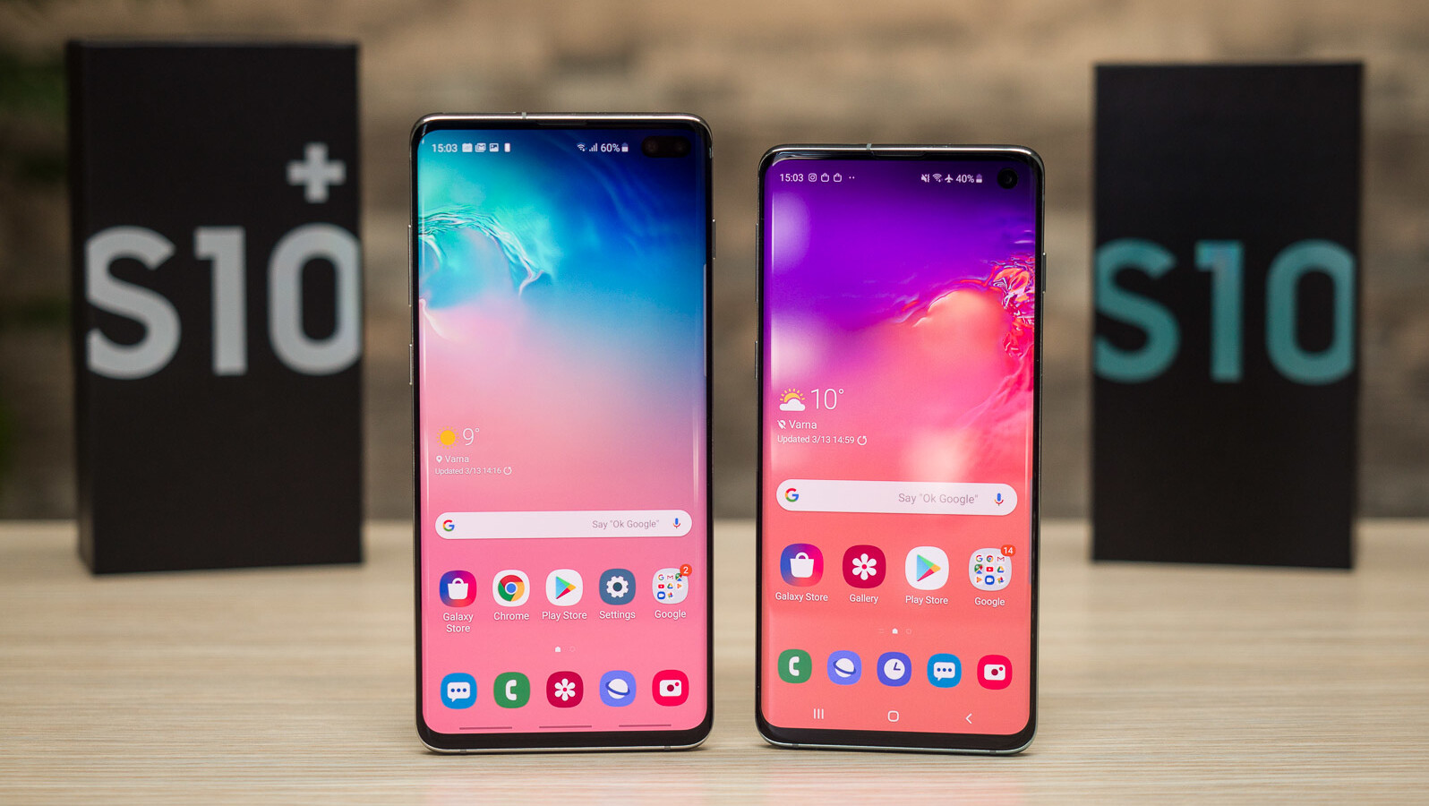 Verizon rolls out new camera features to Samsung Galaxy S10 series