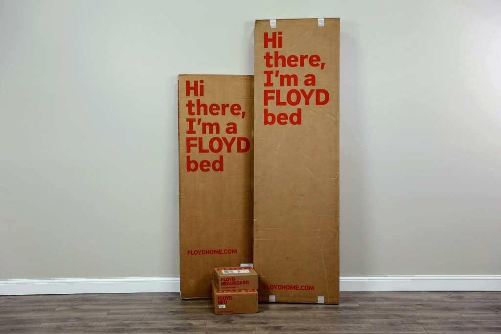 Floyd bed review