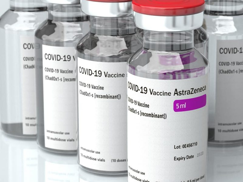 """Australia: The """"likely"""" blood clot death has been linked to the AstraZeneca vaccine"""