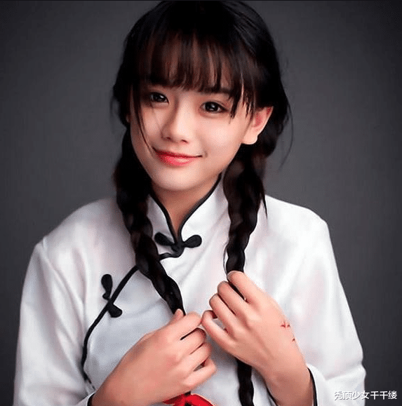 Wu Qian, who has a completely different destiny, became a star, and she became a CCTV host. They are the worst