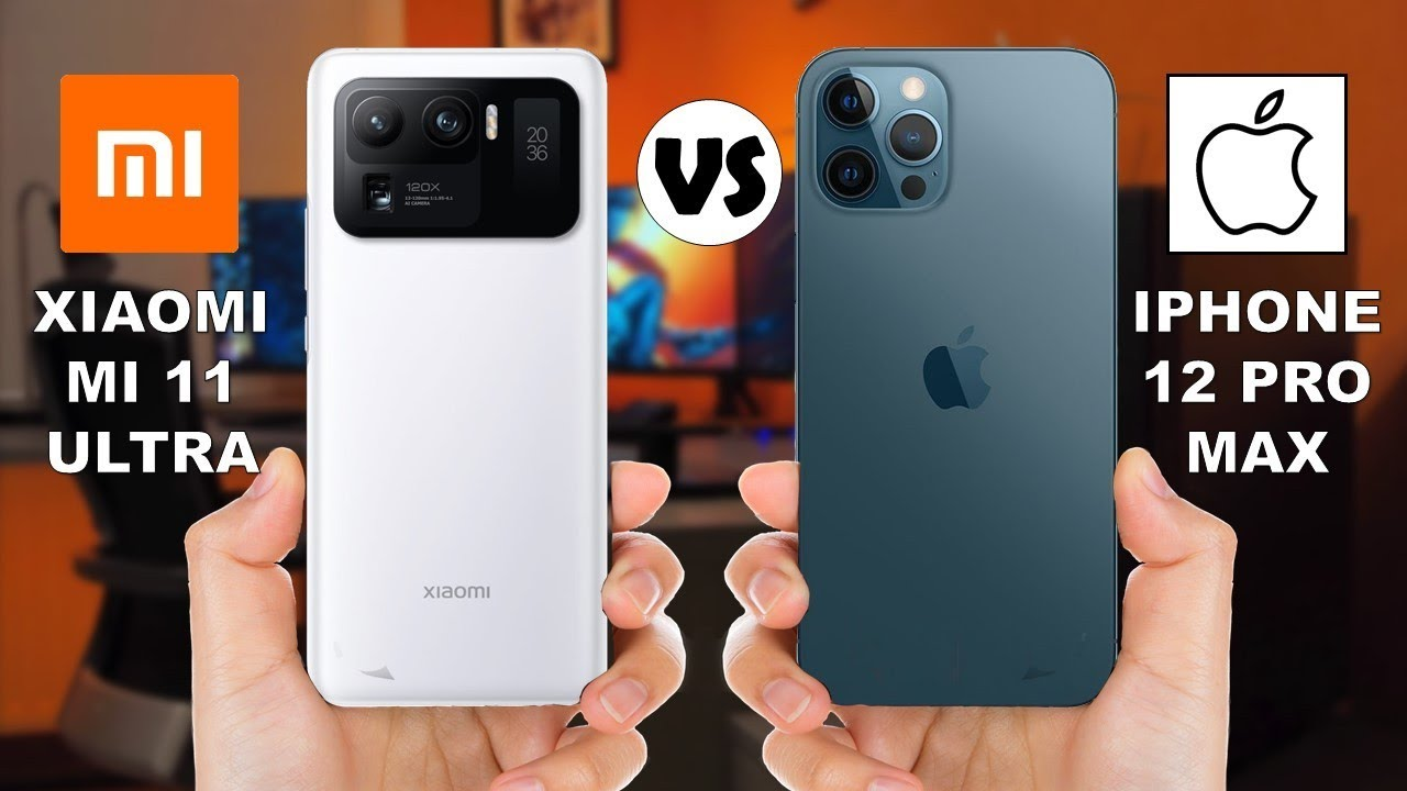 Sforum - The latest technology information page compared to the iPhone 12 Pro Max vs Xiaomi Mi 11 Ultra: is brand everything?