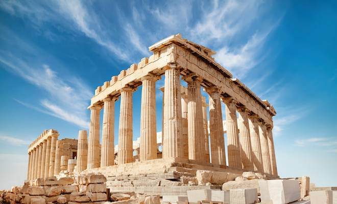 10 facts about the Parthenon, the symbol of ancient Greece 7 minutes