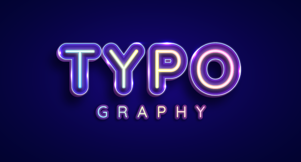Creative typography ideas that will help you get more design inspiration