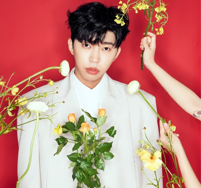 Youngwoong Lim's flower-like pictorial, Rolling Stone Korea's first issue released