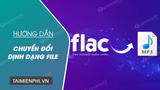 Convert FLAC files to MP3 online